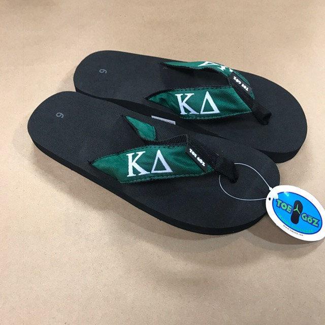 57d35a0fe253e Kappa Delta Sorority Flip Flop