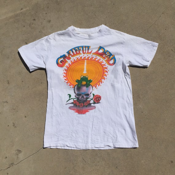 Vintage Grateful Dead Shirt // grateful dead tshir