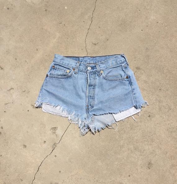Vintage Levi's Shorts // levis cut offs //levis cu