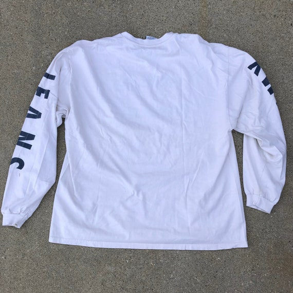 90s Tommy Hilfiger Long Sleeve // tommy spellout/… - image 5