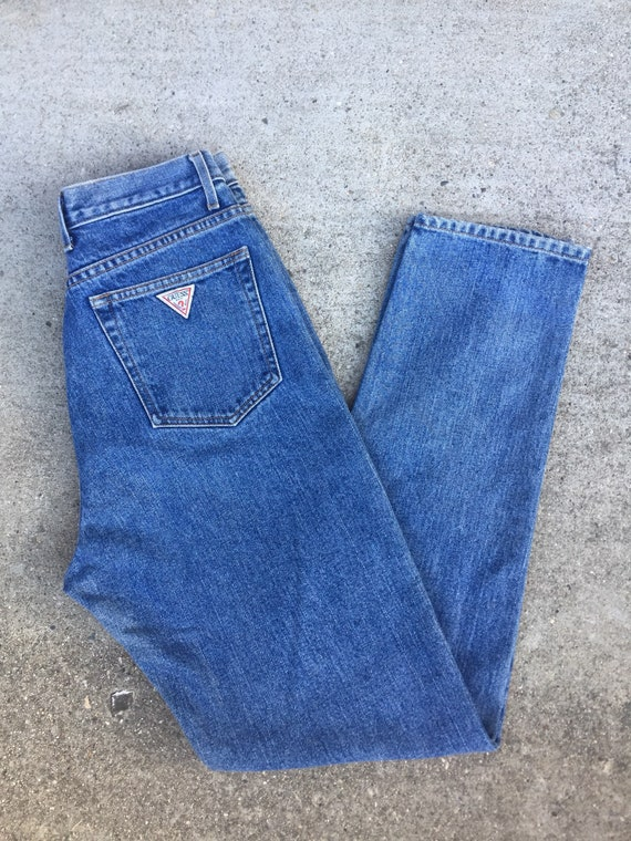 90s High Wasited Guess Jeans //guess jeans//90s gu