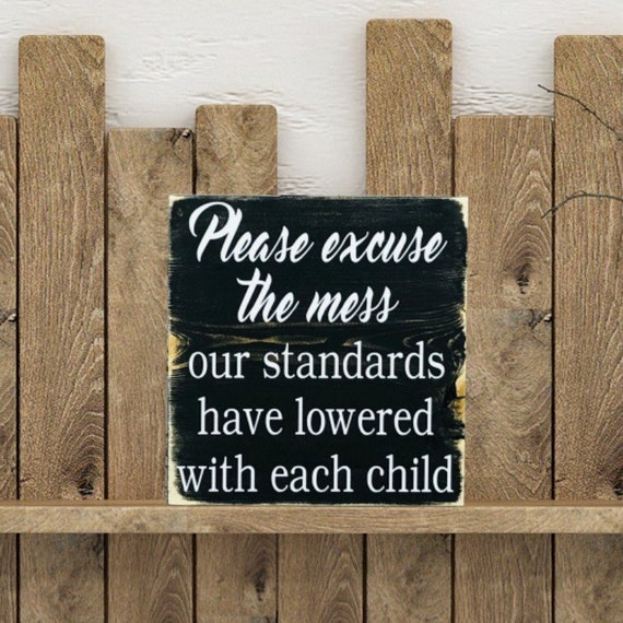 Funny Entryway Sign , Funny Kids Sign , Funny Home Decor Sign , Funny Home  Signs , Funny Mom Signs , Mom Signs , Funny Room Decor