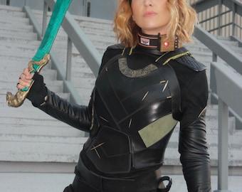 Pre-Order for Halloween: Sylvie's Leather Belt