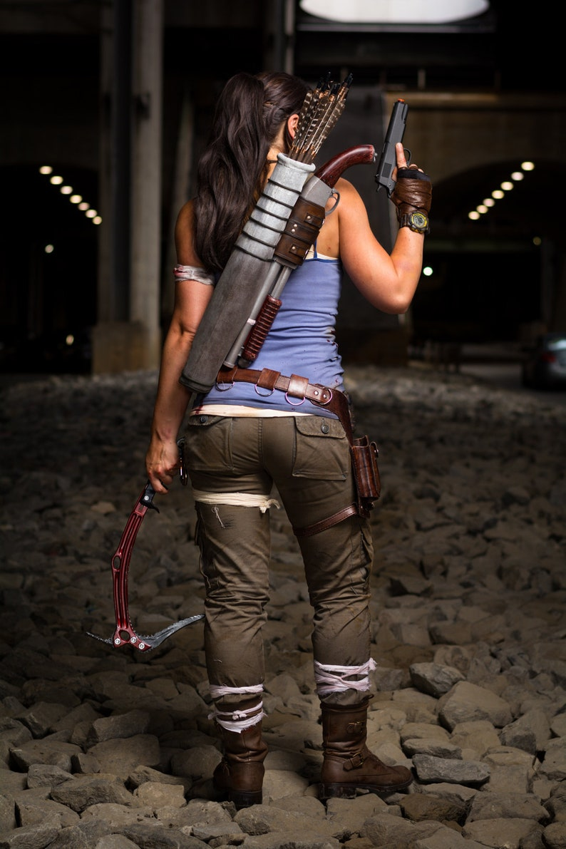 Quiver for Lara Croft Tomb Raider Reborn Cosplay