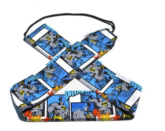 Batman - Weight Lifting Wrist Wraps