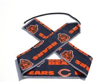 Chicago Bears - Weight Lifting Wrist Wraps