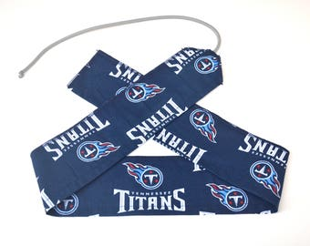 Tennessee Titans - Weight Lifting Wrist Wraps