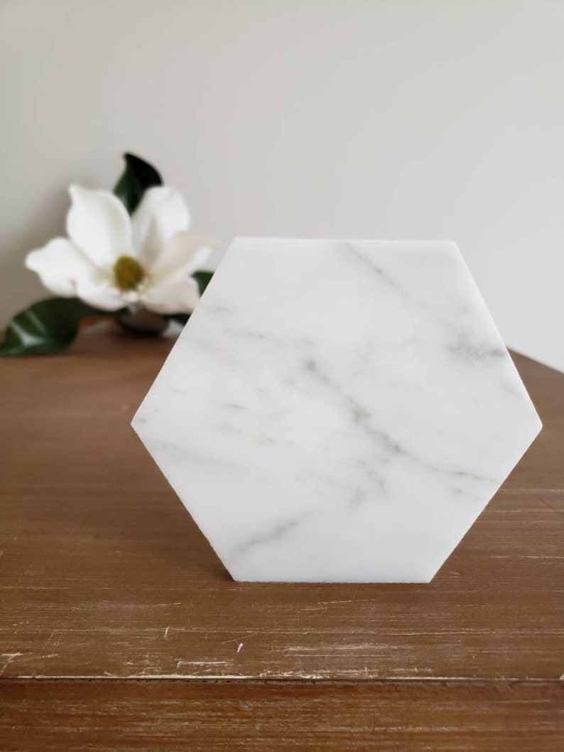 Marble Coasters  Wedding Favor Alternative  FAST SHIPPING  image 0