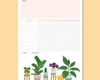 Houseplant watering | Etsy on weed chart, house paint chart, house color chart, vegetables chart, fish chart, house cat chart, poisonous plants chart, house garden chart, fern chart, house building chart, flower chart, bird chart, house animals chart, apple chart, herb chart,