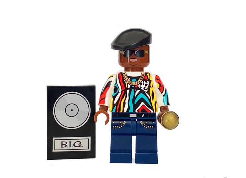 The Notorious F.I.G. Minifigure from miniBIGS and Citizen image 0