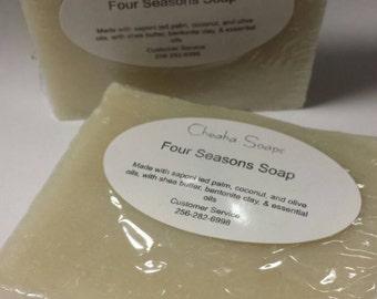 Four Seasons Soap