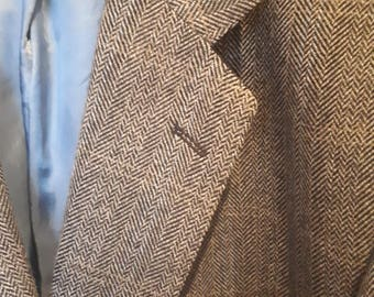 Magee tweed jacket size 44R
