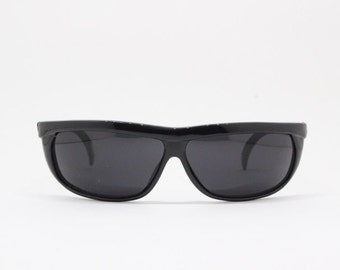 d14d05d59dd 80s vintage sunglasses by Linda Farrow. Original 80s designer eyewear