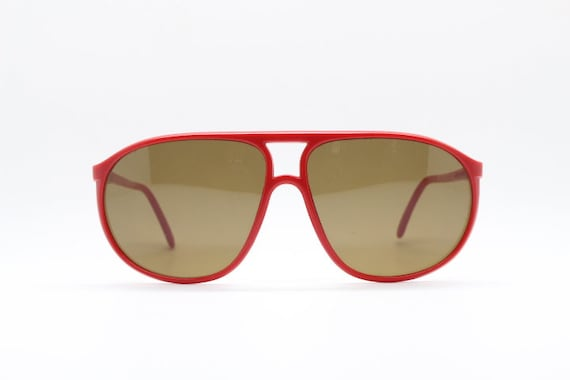 CEBE 80s vintage aviator sunglasses by made in Fr… - image 1