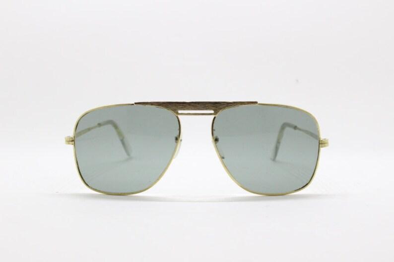 41fd1d6a7b536 Aviator sunglasses original 60s vintage glasses gold frame