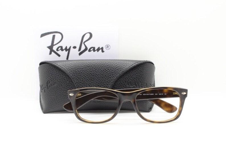 3abfa1124c Gafas Ray-Ban New Wayfarer. Tortuga color gafas con montura de | Etsy