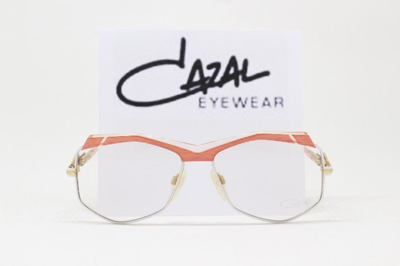 4f2d20b01e88 Cazal glasses MOD 230 Made in West Germany Original 70s