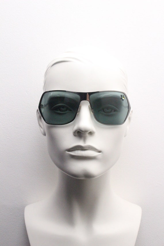 Christian Dior vintage Y2k sunglasses model Secre… - image 5