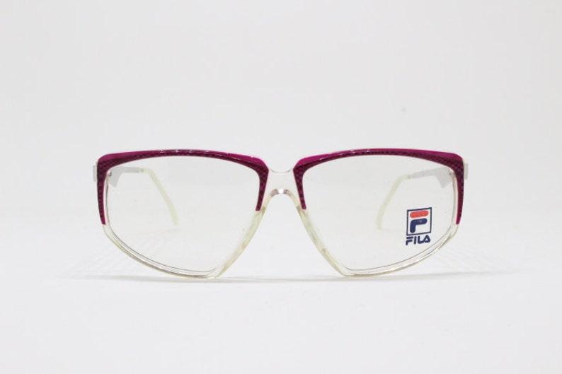 7ba0daf17f28 FILA 80s vintage glasses. Original prescription optical