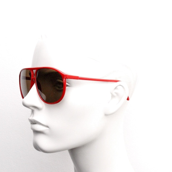 CEBE 80s vintage aviator sunglasses by made in Fr… - image 6