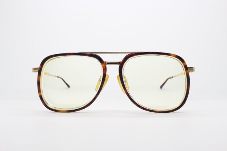 3fdf928f2b Gafas vintage de Burberry. Lentes originales tortuga y oro. De | Etsy