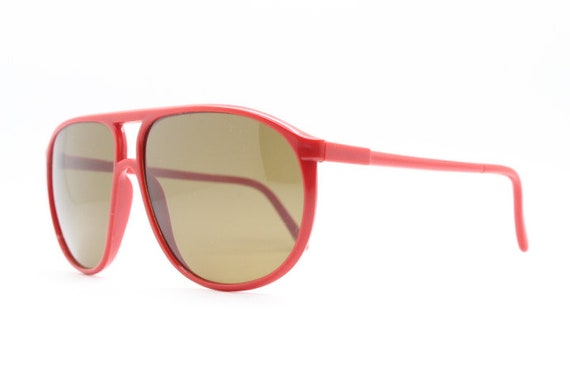 CEBE 80s vintage aviator sunglasses by made in Fr… - image 3