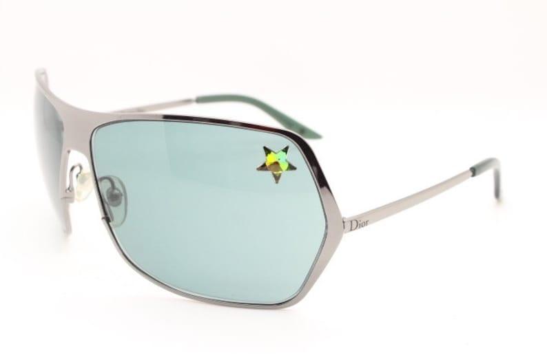 df2fceddd6 Christian Dior vintage sunglasses. Oversized gunmetal