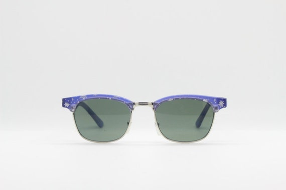 Kids vintage clubmaster style sunglasses. 90s chi… - image 1