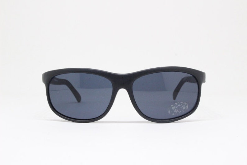 b4032c2ba5f Linda Farrow sunglasses original 80s designer eyewear black