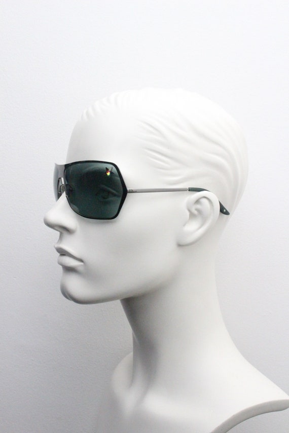 Christian Dior vintage Y2k sunglasses model Secre… - image 6