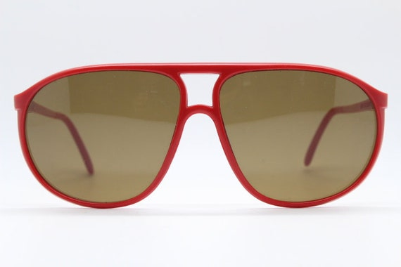 CEBE 80s vintage aviator sunglasses by made in Fr… - image 2