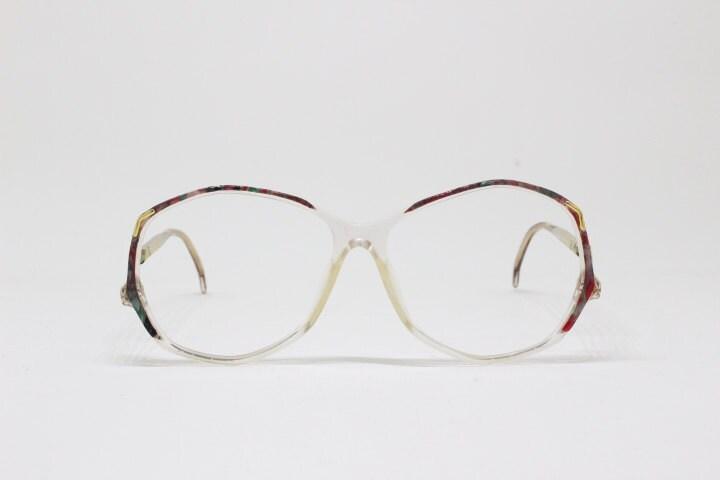 Flair glasses made in Germany designer eyewear 80s vintage | Etsy