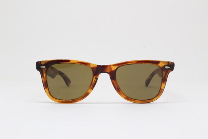 3fa3b12c700b Linda Farrow tortoise horn rimmed sunglasses designer