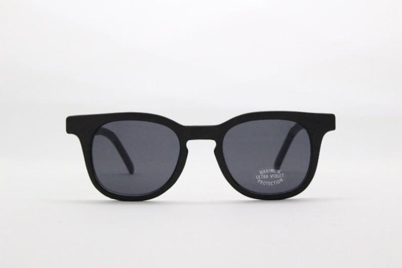 4ec3e10504 Años 80 vintage gafas con montura de cuerno gafas de sol | Etsy