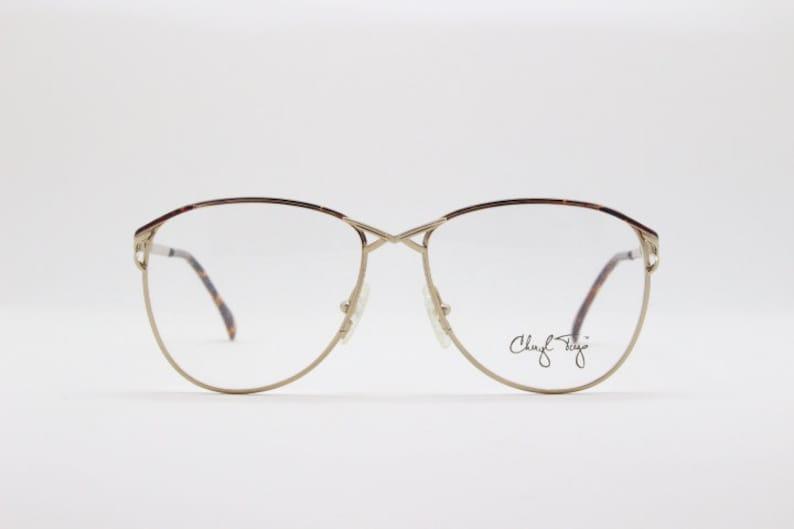 92925a9e3505 Cheryl Tiegs vintage NOS glasses. Designer prescription