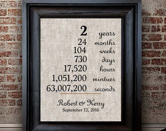 Cotton Anniversary Gift for Her | Gift for Wife | Perfect Gift for Engagements, Weddings, Anniversaries | 2 Year Anniversary Gifts