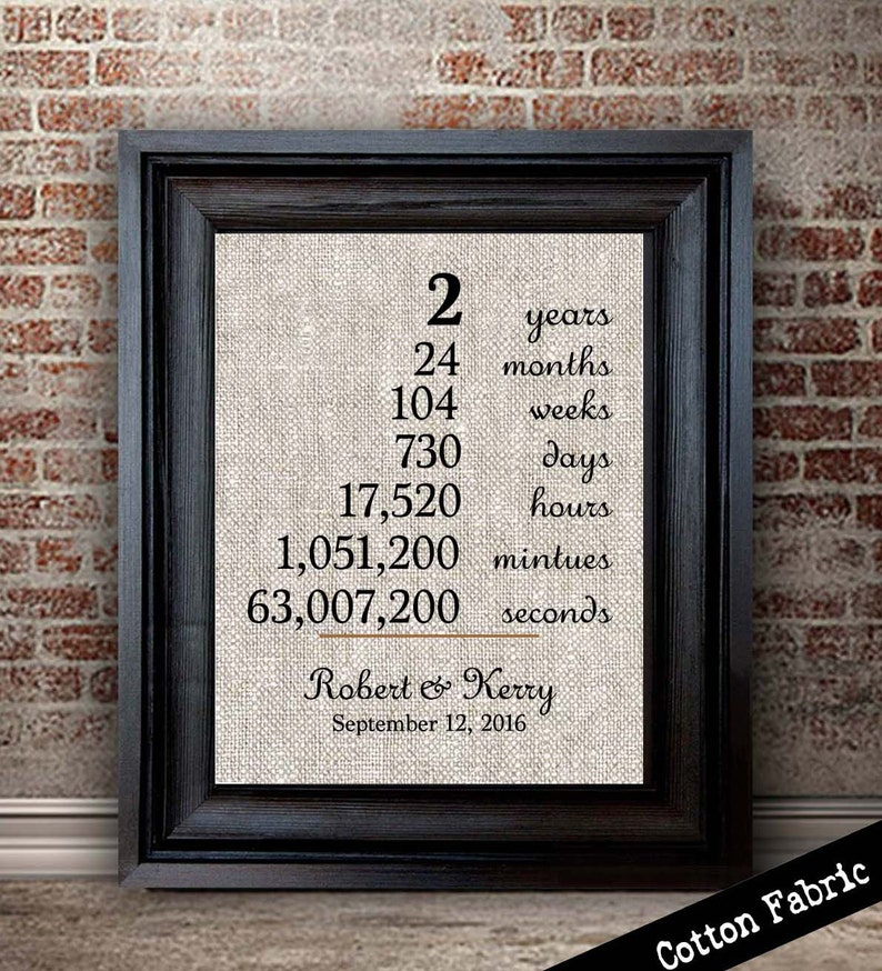 71b7e373091f 2 Year Anniversary Gifts for Wife Newly Married Gift 2nd