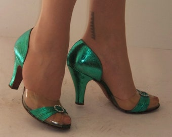 7de4af9c12e Burlesque shoes | Etsy
