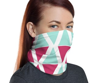 Triangles, Non Medical Face Cover; Washable and Reusable