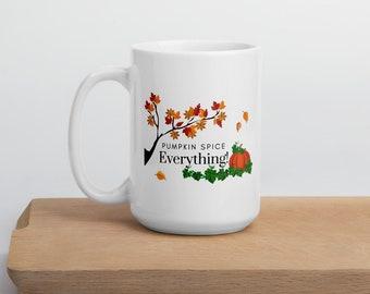 Pumpkin Spice Everything Mug