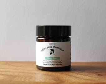 Zingy Lime Beard Balm 30ml