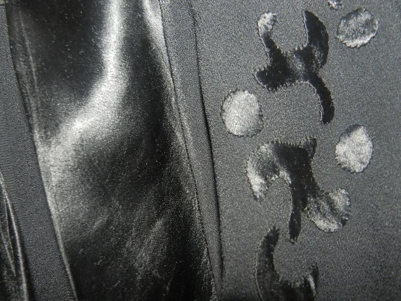 Downton Abbey Vintage Jacket Crepe and Satin handmade Jacket Vintage Bodice Blouse Light Short Jacket French Fashion