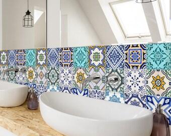Kitchen tile decal | Etsy