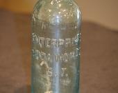 Enterprise Soda Works San Francisco Bottle
