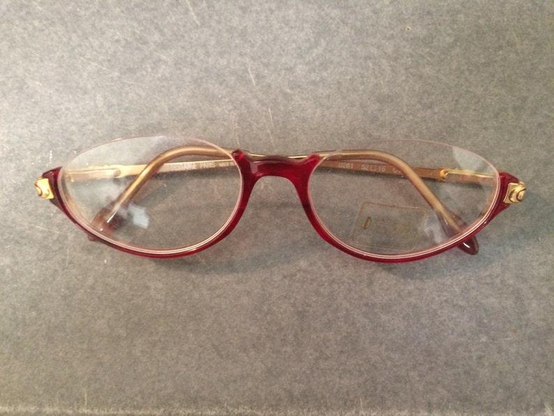 170f9ded9dc Jacques Dessange Paris eyeglass frames Made In France 0261