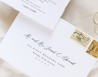 ADD-ON Printed Guest Addressing