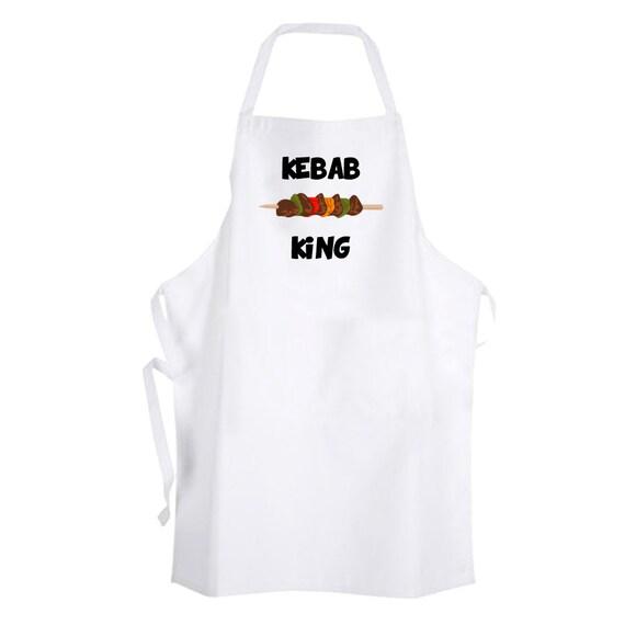BBQ King Sublimation Apron