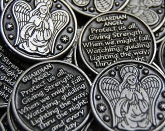Guardian Angel Pocket Tokens - SET OF 10