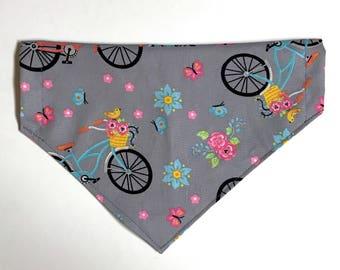 Going on a bike ride bandana