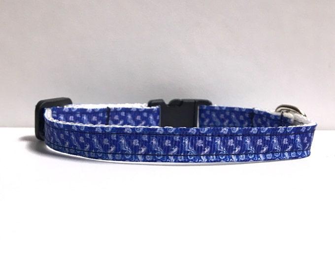 """3/8"""" Mini seahorses collar"""